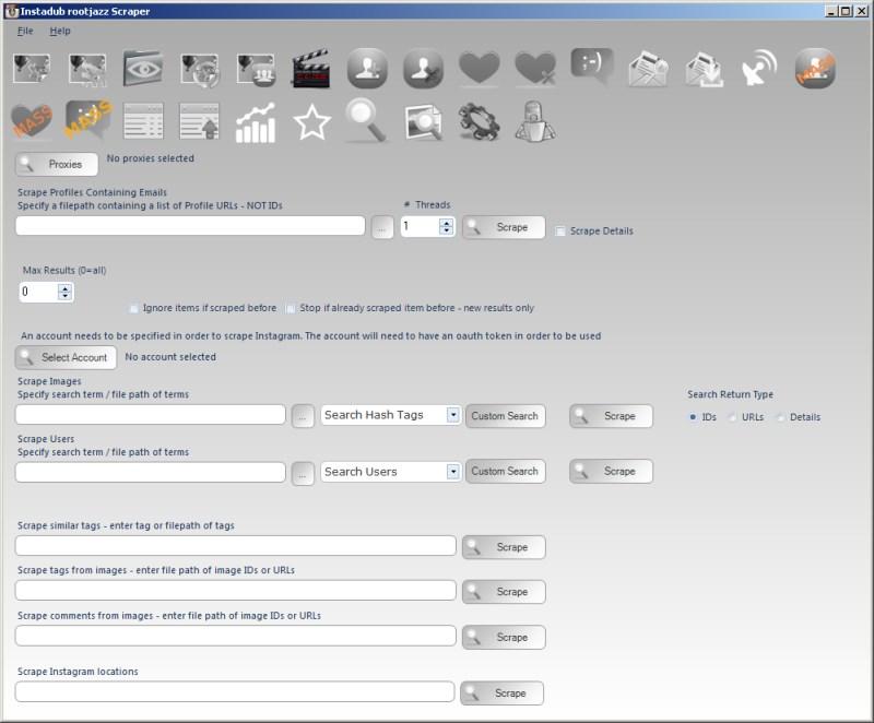 Scraper | InstaDUB Documentation